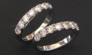 diamond wedding ring london