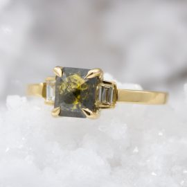 green-diamond-engagement-ring