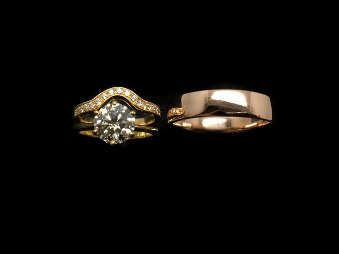 wedding-ring-set